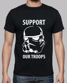 Star Wars - Suppor our troops