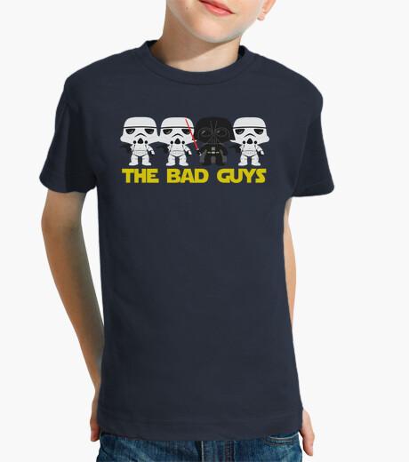 Ropa infantil Star Wars - The bad guys