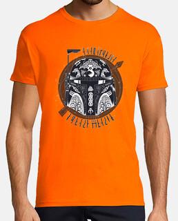 """Star wars camicia """"cacciatore di taglie mandaloriano"""""""