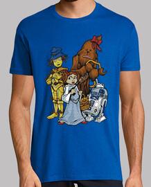Star Wars camisetas frikis mago de hoz