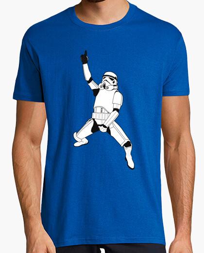 Star Wars Cine bailar camisetas friki