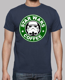 Star Wars Coffee stormtrooper