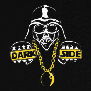 Camisetas Star Wars dark side
