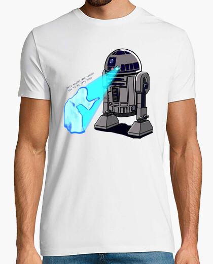 Camiseta star wars IV