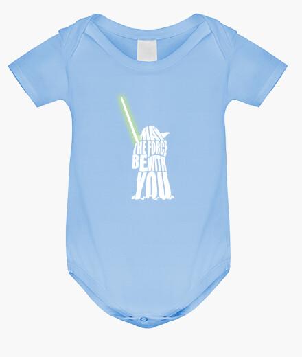 Ropa infantil Star Wars Yoda
