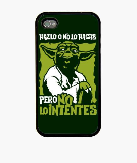 Funda iPhone Star Wars: Yoda