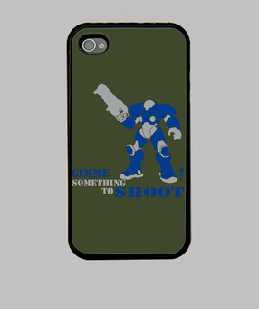 starcraft marine iphone4