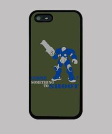 StarCraft Marine iPhone5