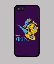StarCraft Zealot iPhone5