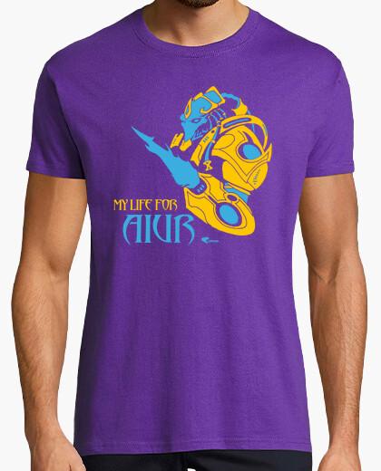 Camiseta StarCraft Zealot MY LIFE FOR AIUR