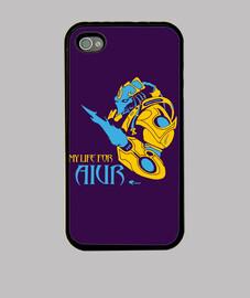 starcraft zelota iphone4