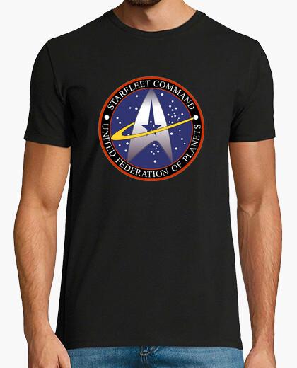 Camiseta Starfleet Command - Star Trek