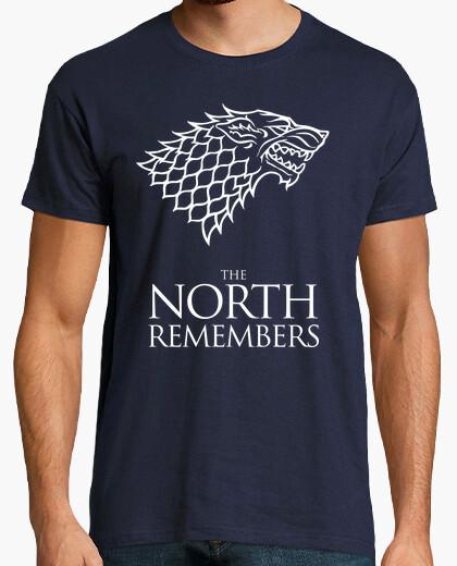 Camiseta Stark - North Remembers