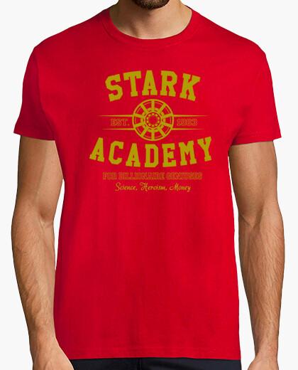 Tee-shirt stark académie