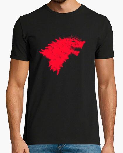 Stark house. game of thrones t-shirt