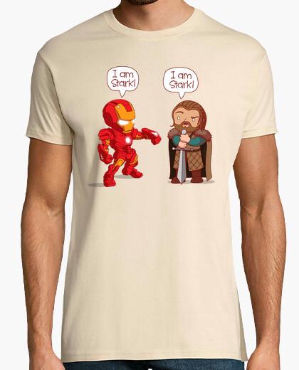 Camiseta Stark meet Stark