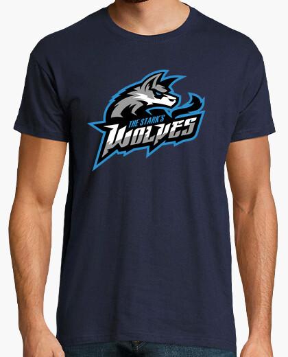 Camiseta Stark Wolves