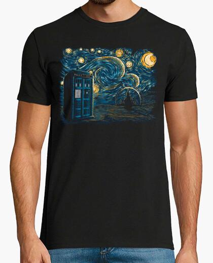 Camiseta Starry Gallifrey