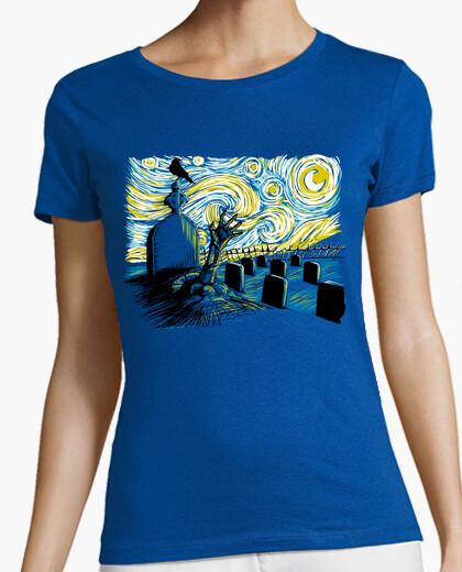 Camiseta Starry Night Z