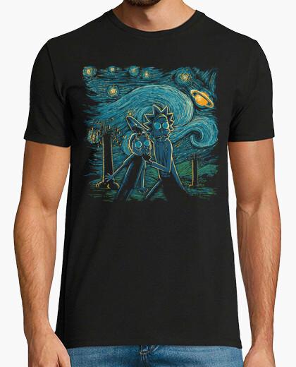 Camiseta Starry Science
