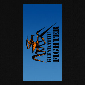 Camisetas STARSHIP TROOPERS Klendathu Fighter