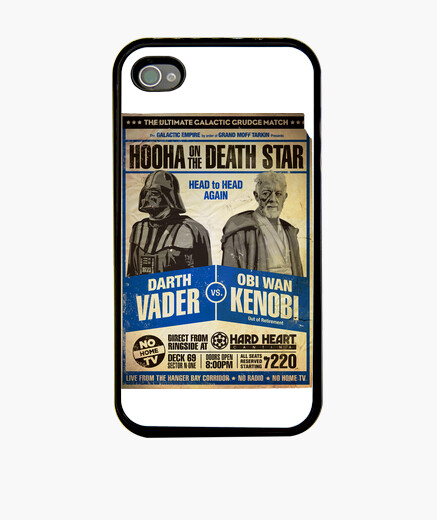 StarWars Retro Fundas IPhone