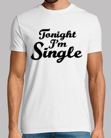 stasera sono single