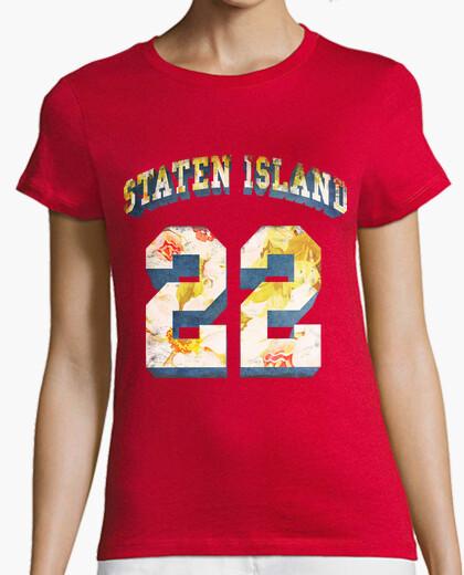 Tee-shirt staten island