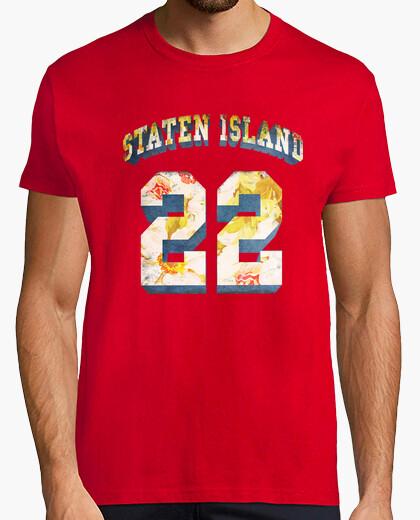 Camiseta Staten Island