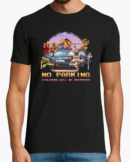 Tee-shirt STATIONNEMENT INTERDIT