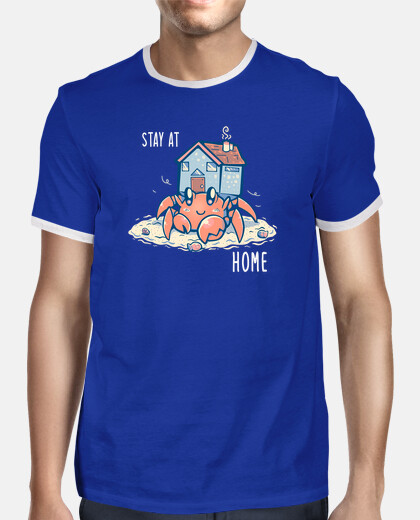 Stay at Home Hermit - Mens Ringer