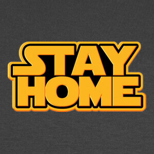 Camisetas STAY HOME