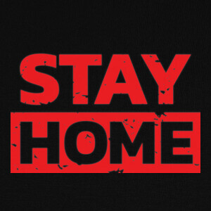 Camisetas Stay Home covid19