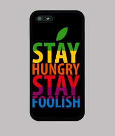 Stay Hungry Stay Foolish - Steve Jobs Ap