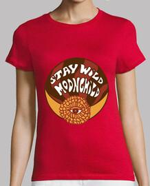 Stay wild moon child tee