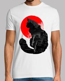 städtische Katze