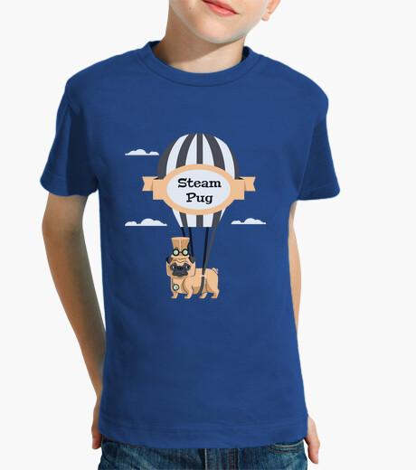 Ropa infantil Steam Pug