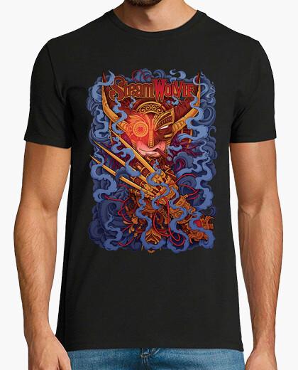 Tee-shirt steam wolvie