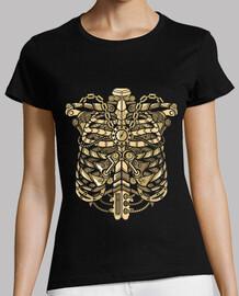Steampunk-Brustkorb