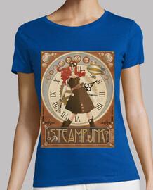 steampunk-frau