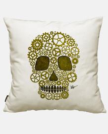 steampunk crâne d' gold !!!