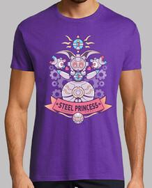 Steel Princess Mens Shirt
