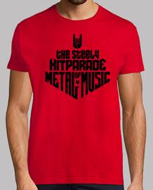 Steely Hitparade of Metal Music 1 (blanc