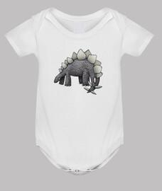 stégosaure! bébé