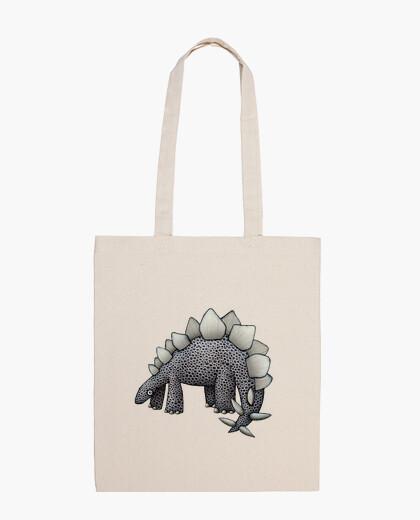 Bolsa stegosaurus! hombro