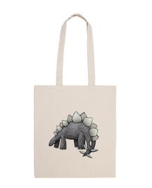 stegosaurus! hombro
