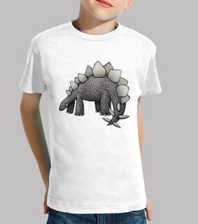 stegosaurus! kids t