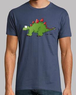 stegosaurus manga mann