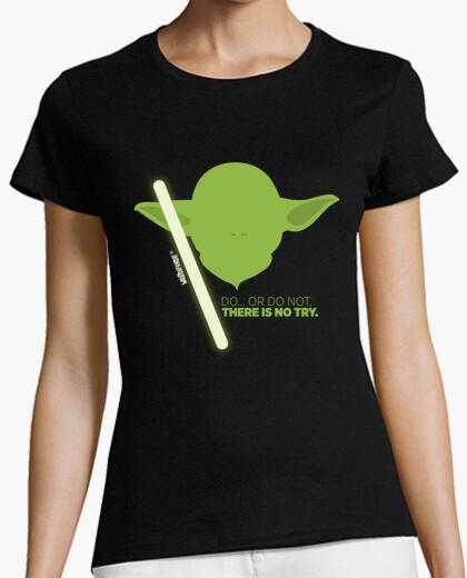 T-shirt stella wars - non c'è provare