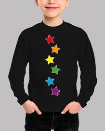 stelle arcobaleno